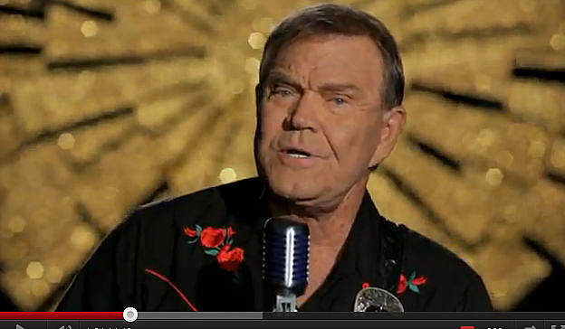 Glen Campbell Ghost on the Canvas