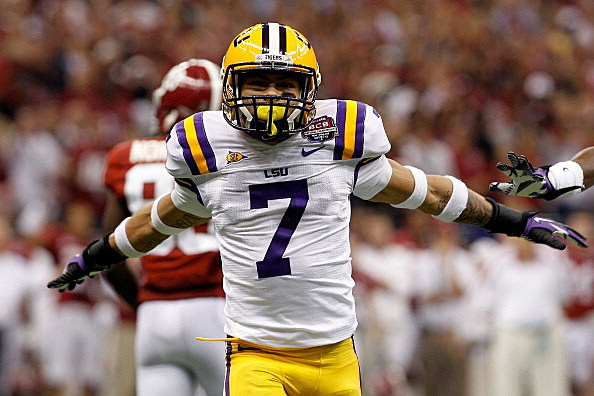 Honey Badger Tyrann Mathieu