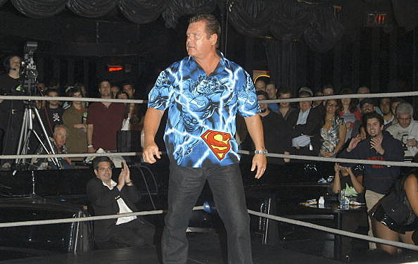 Jerry The King Lawler heart attack