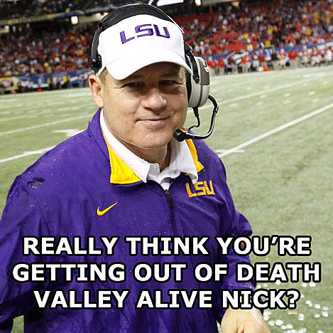 ALIVE our favorite lsu tigers alabama crimson tide rivalry memes