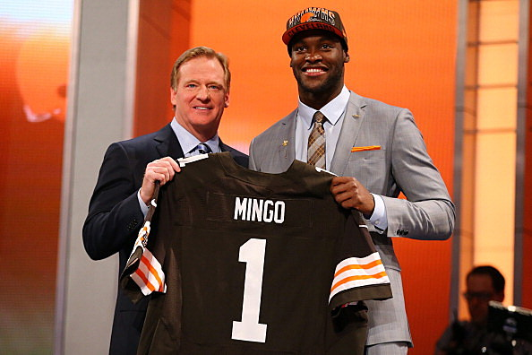2013 NFL Draft Barkevious Mingo Cleveland Browns