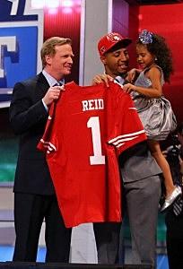 2013 NFL Draft Eric Reid San Francisco 49ers