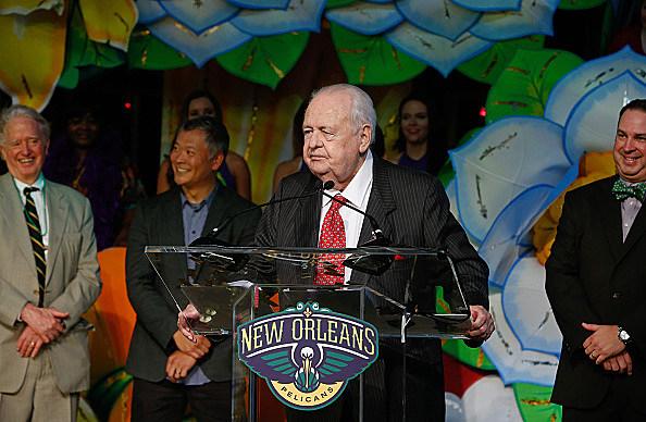 New Orleans Pelicans Mardi Gras Uniforms Unveiling