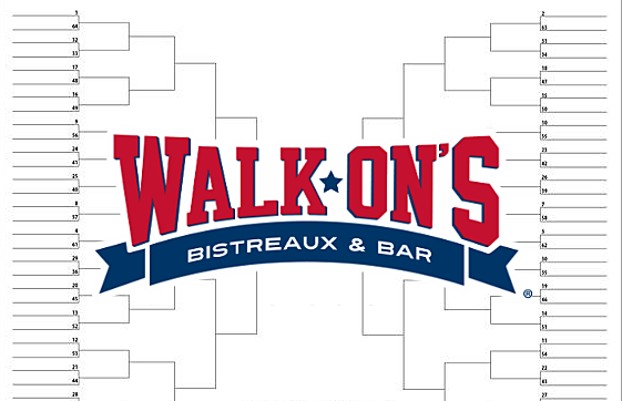 Walk-Ons Bracket