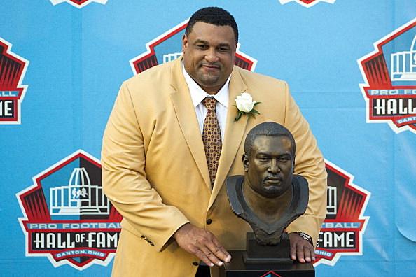 2012 Pro Football Hall of Fame Enshrinement