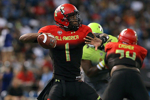 HICH SCHOOL FOOTBALL: JAN 02 Under Armour All-America Game
