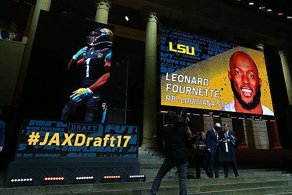 NFL: APR 27 2017 NFL Draft