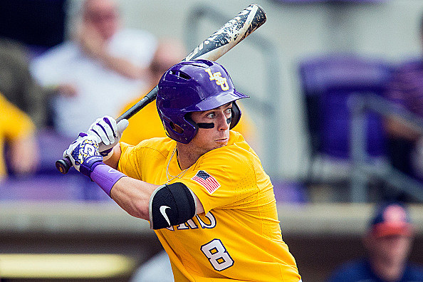 Baton Rouge Super Regional Game Times Announced