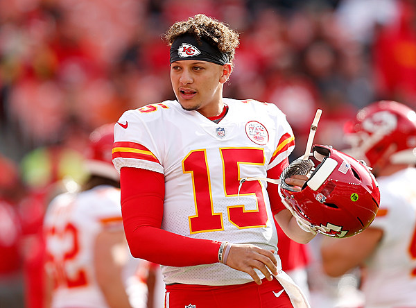 Patrick Mahomes Negotiates With Whataburger For A Kc